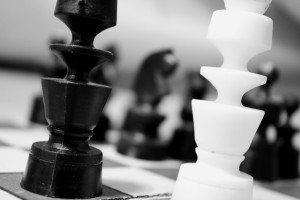 black-and-white-chess-chessman-2902
